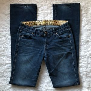 Rich & Skinny | Nightfall Dark Wash Jeans 26x33.5